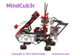 MindCub3r for LEGO MINDSTORMS EV3