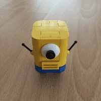 MOC-0917 - Despicable Me minion
