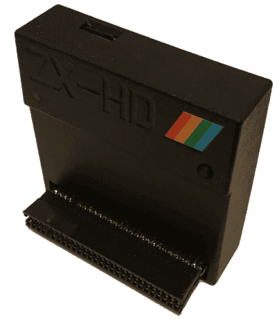 ZX-HD HDMI interface by ByteDelight