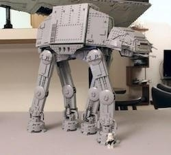 MOC-6006 - Plus-Size AT-AT