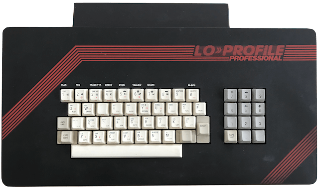 Lo Profile Professional Keyboard